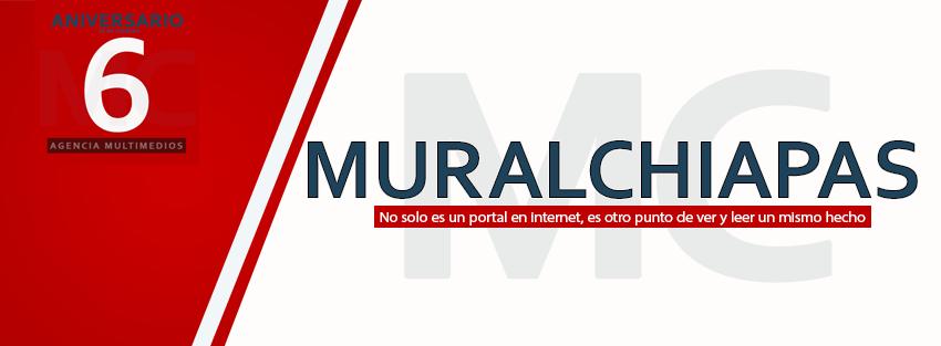 MuralChiapas Agencia Multimedios - Bernardino Toscano