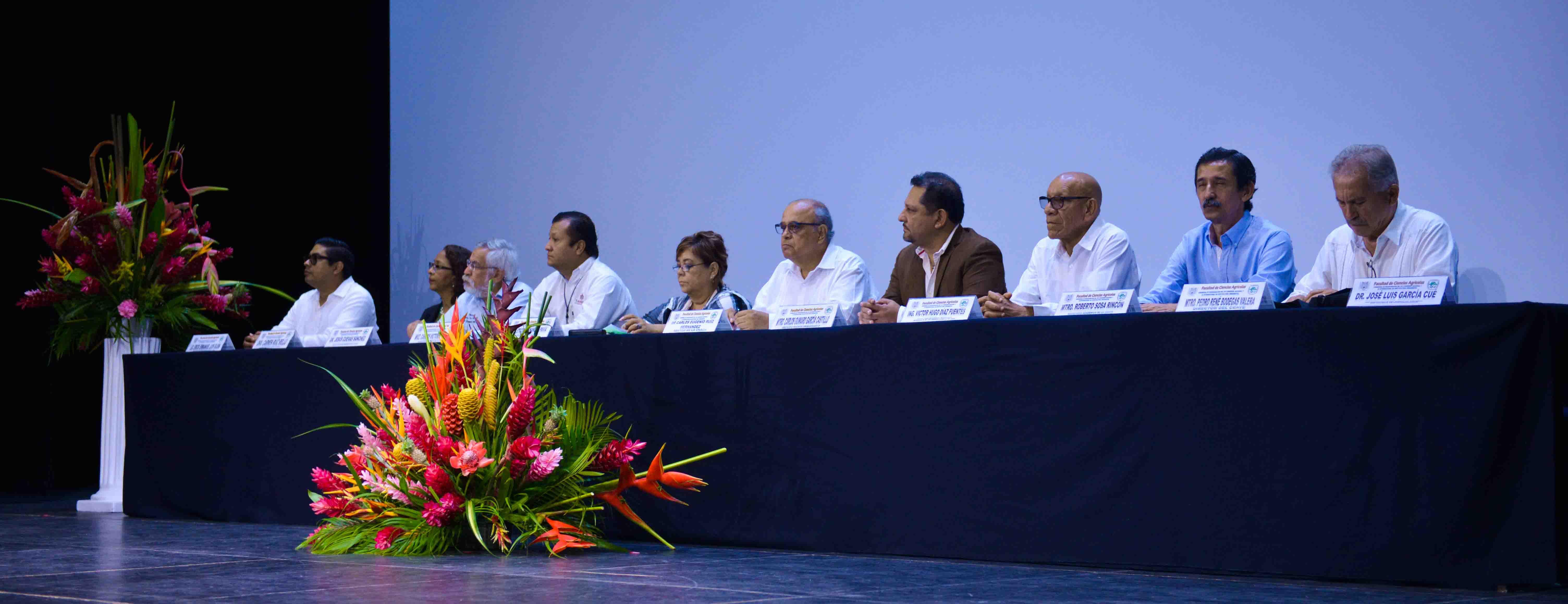 Celebra Unach El Xvi Congreso Nacional Y Ix Internacional